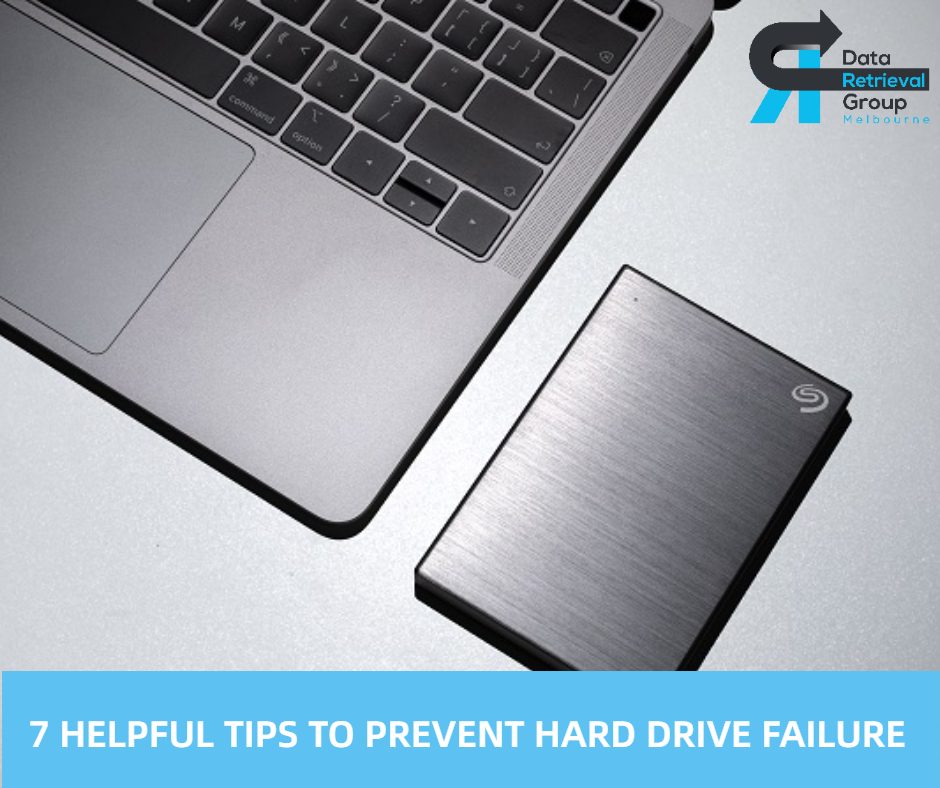 7 Helpful tips to prevent hard drive failure